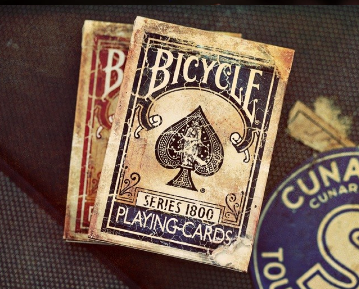 Beautiful playing cards from Ellusionist