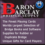 bridge supplies playing cards books and software duplicate bridge