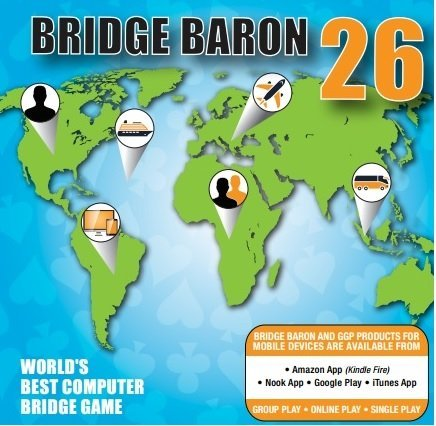 Bridge Baron 26 Bridge Playing Software
