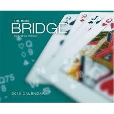 The Times 2015 Bridge Calendar