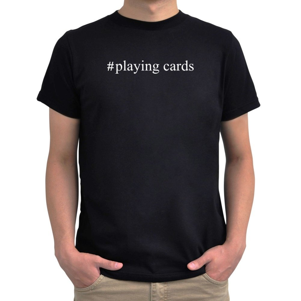 hash tag playing cards tshirt