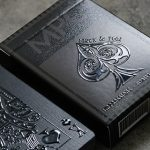 Black Themed Playing Cards - Gifts for Card Players