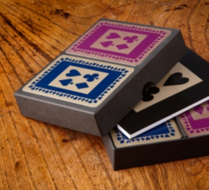 Playing Card Sets from Bridge in the Box