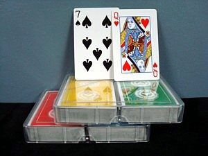 ACBL Playing Cards from Baron Barclay Bridge Supplies