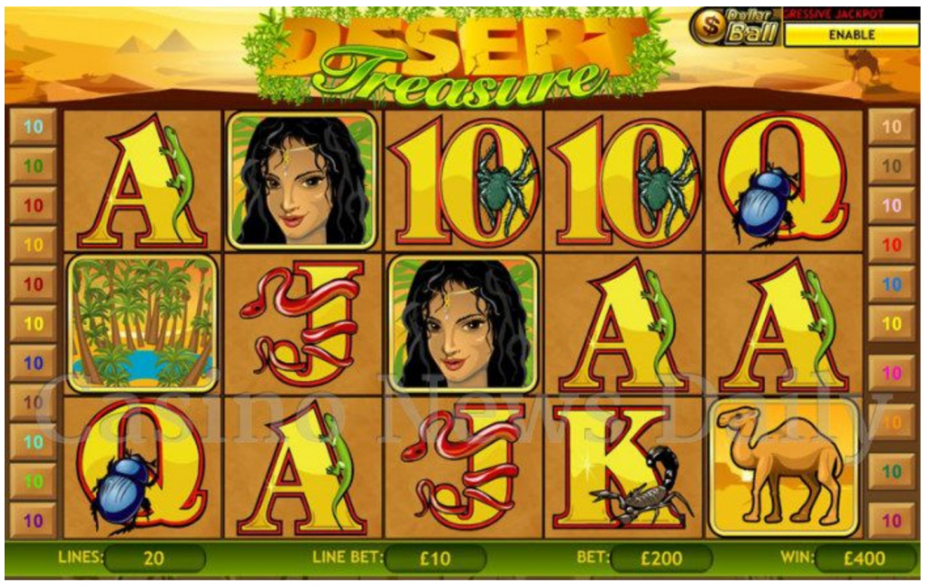 What makes an online casino game most popular?