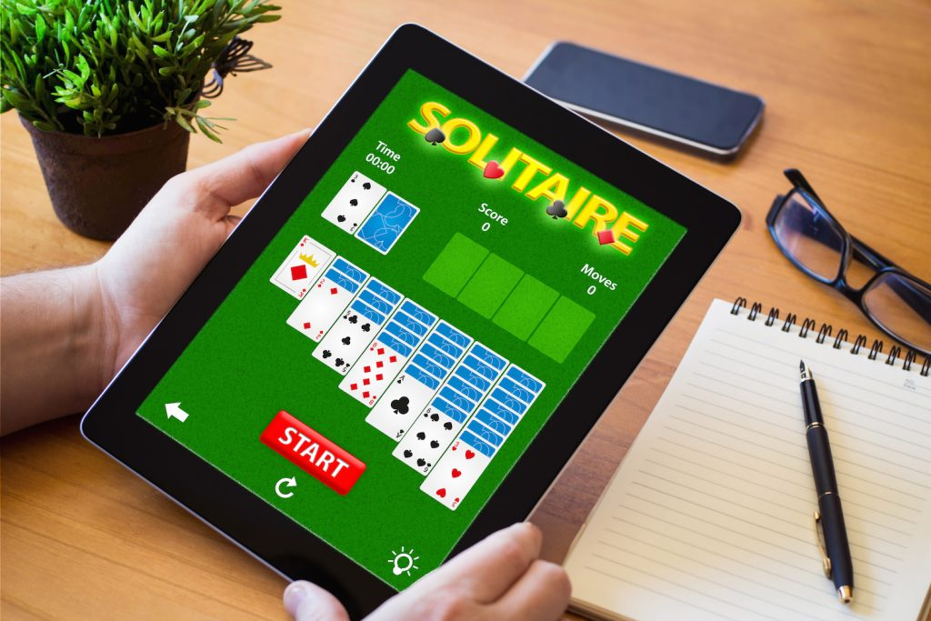 Ode to Solitaire