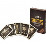 Skeletons Playing Cards - Gifts for Card Players