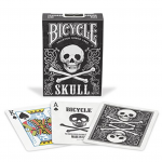 Bicycle Skull Deck - Gifts for Card Players