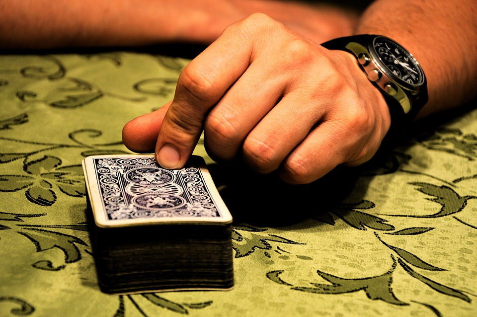 Learn How to Shuffle a Deck, It Can Give You the Upper Hand