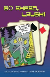 Go Ahead Laugh Cover 2009 by Jude Goodwin