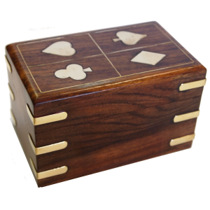Wooden Bridge Set Storage Box from The Bridge Shop