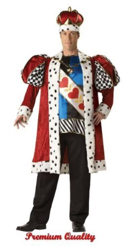 King of Hearts Plus Size Costume