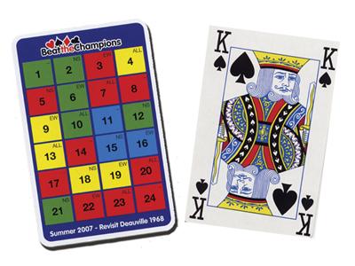 Beat the Champions - bridge card game -