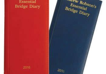 The Bridge Diary - How I knew exactly what you meant by that bid.