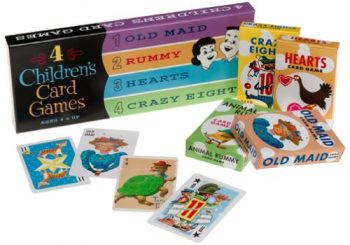 Children's card games