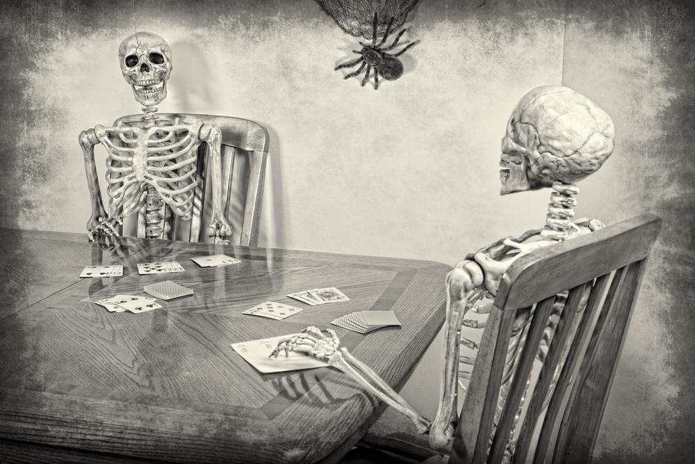 Spooky and Creepy Cards Games for your Halloween Extravaganza