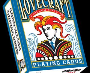 Lovecraft Card Box - Gifts for Card Players