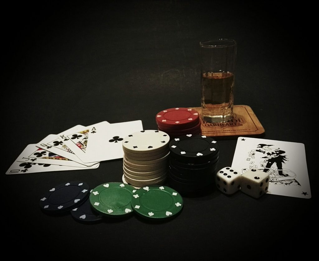 All Things Poker-Themed