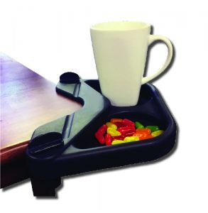 Bridge Table Card Table Snack Caddy - Gifts for Card Players