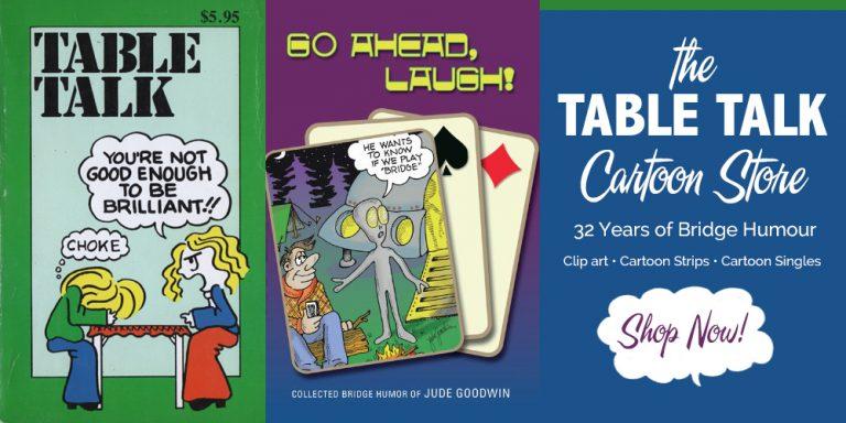 Table Talk Bridge Cartoon Store