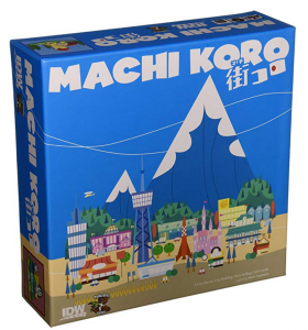 Machi Koro Box Edition