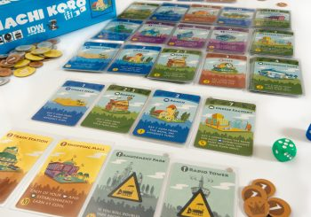 Machi Koro Game Review