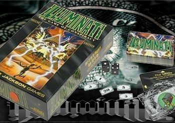 Illuminati Card Game Review - Gifts for Card Players