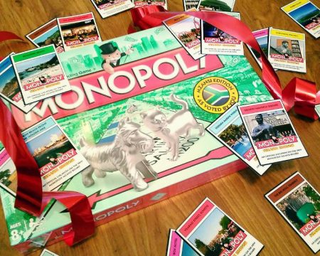 Monopoly Mzansi Edition - Gifts for Card Players