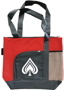 Ace of Spades Tote Bag - Gifts for Card Players