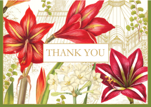 Lillie Thank You Card - Gifts for Card Players