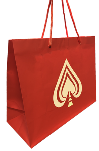 Spade Gift Bag - Gifts for Card Players