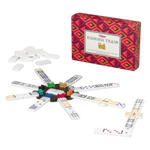 Domino Train - Gifts for Card Players