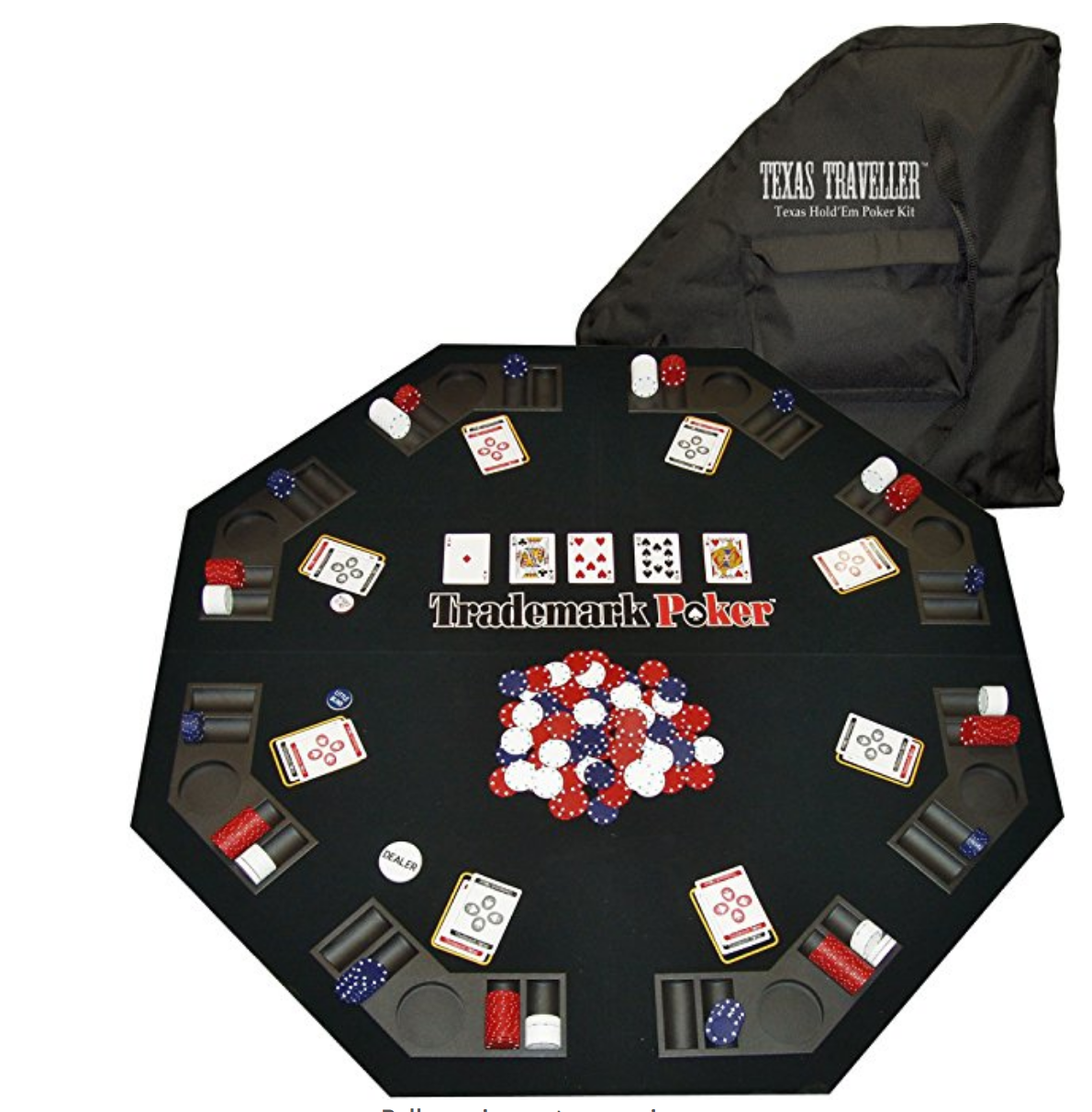 Poker table cover