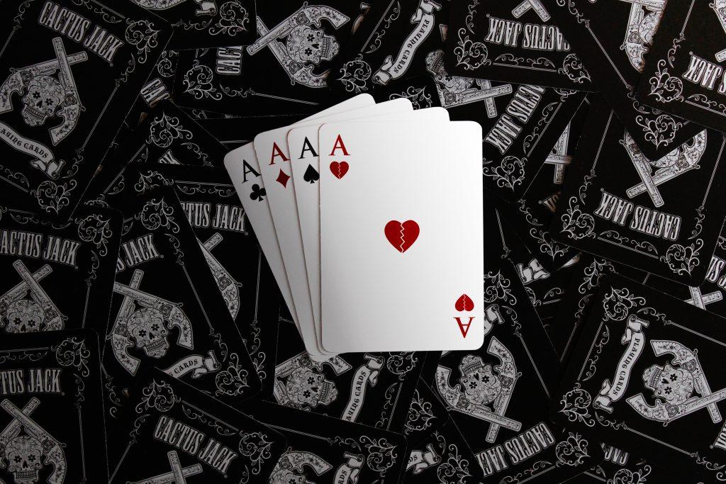 Creepy Playing Card Deaths