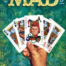 Mad Magazine the Board Game