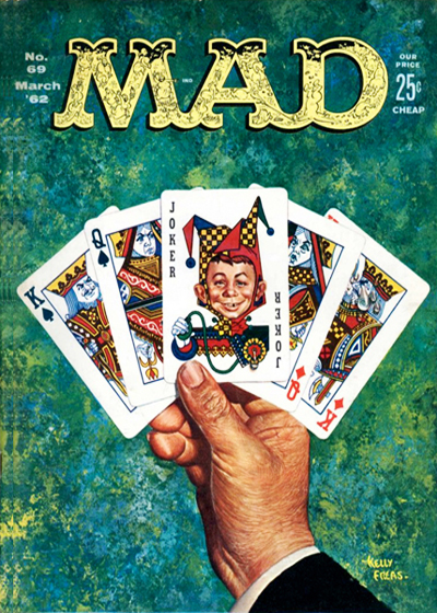 Mad Magazine: The Board Game