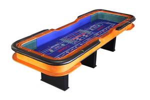Deluxe Craps Dice Table