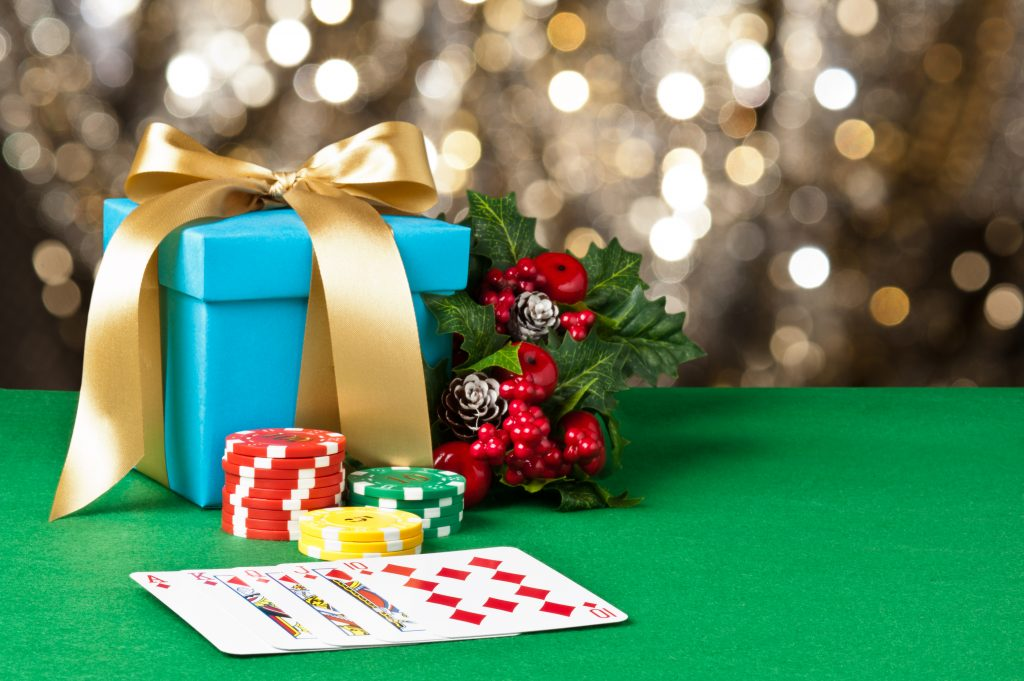 Christmas Gifts for Gamblers and Casino Players