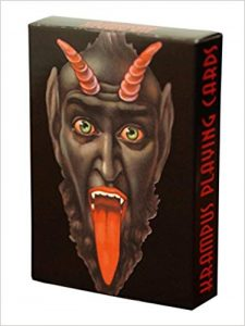 Krampus Playing Cards - Gifts for Card Players
