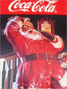 Coca Cola Santa Claus Card Decks - Gifts for Card Players