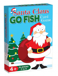 Santa Go Fish - Gifts for Card Players