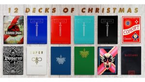 12 Decks of Christmas - Gifts for Card Players