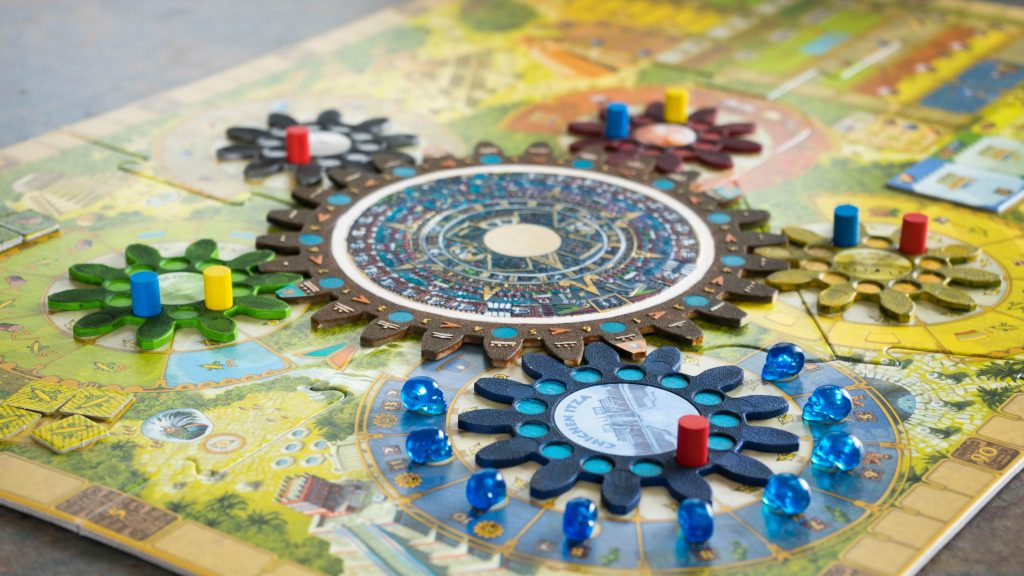 The Era of New Age Board Games Has Dawned