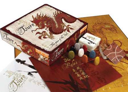 Tsuro – The Game of the Path Review
