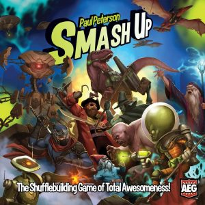 Smash Up Card Game - Gifts for Card Players