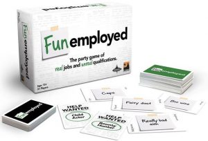 Funemployed - Game Review on Gifts for Card Players