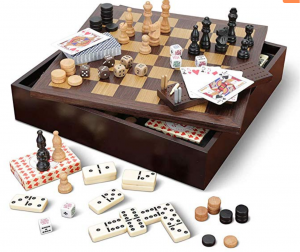 Amazon Wooden game Compendium