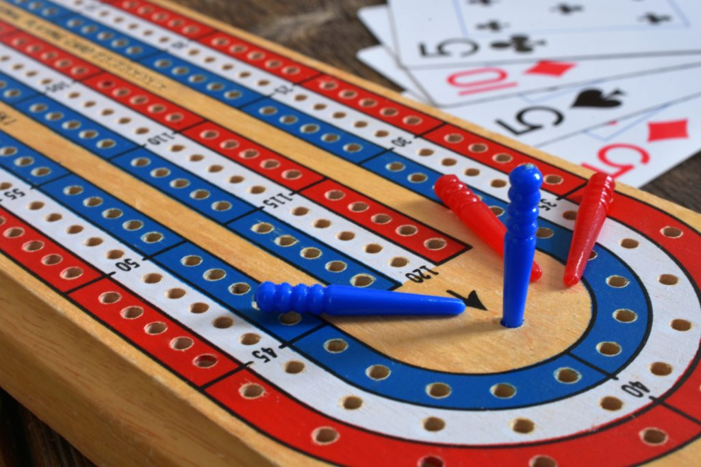 Cribbage Brings Folks Together