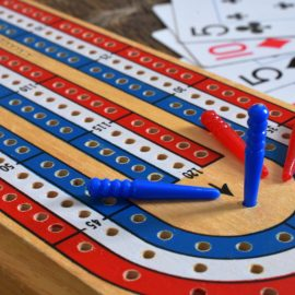 Cribbage brings people together