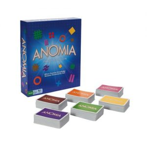 Disturb the Peace with Anomia - Gifts for Card Players